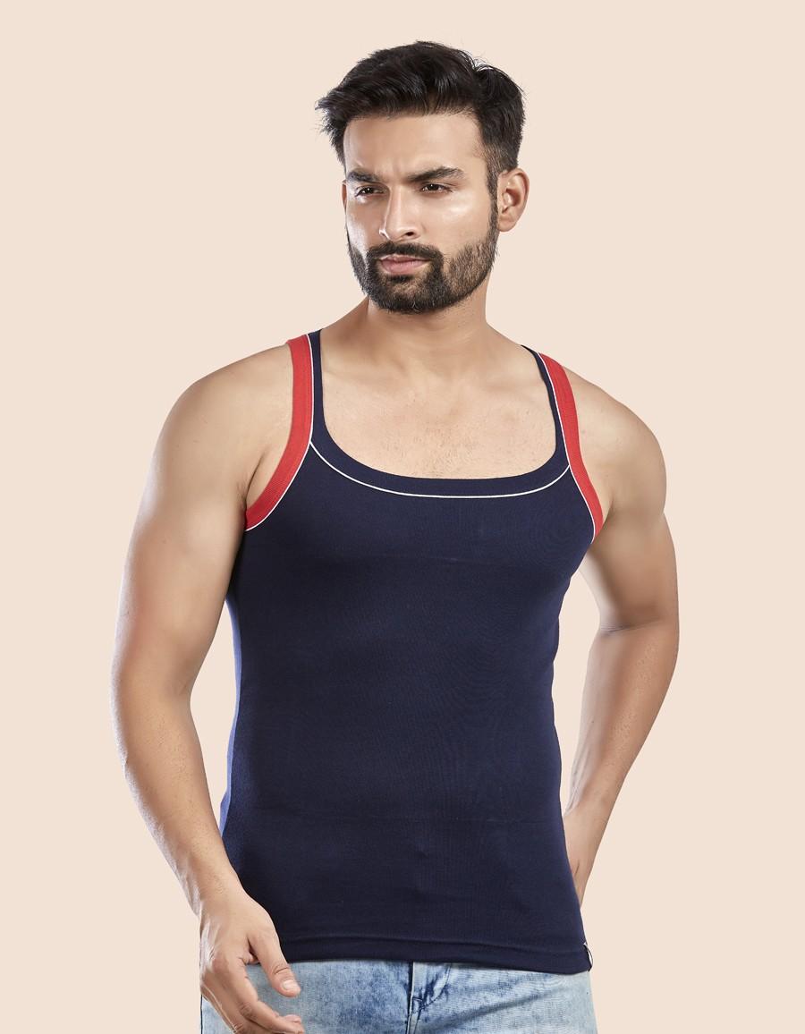 Elegant Gym Vest 12 (Pack of 3) - 03