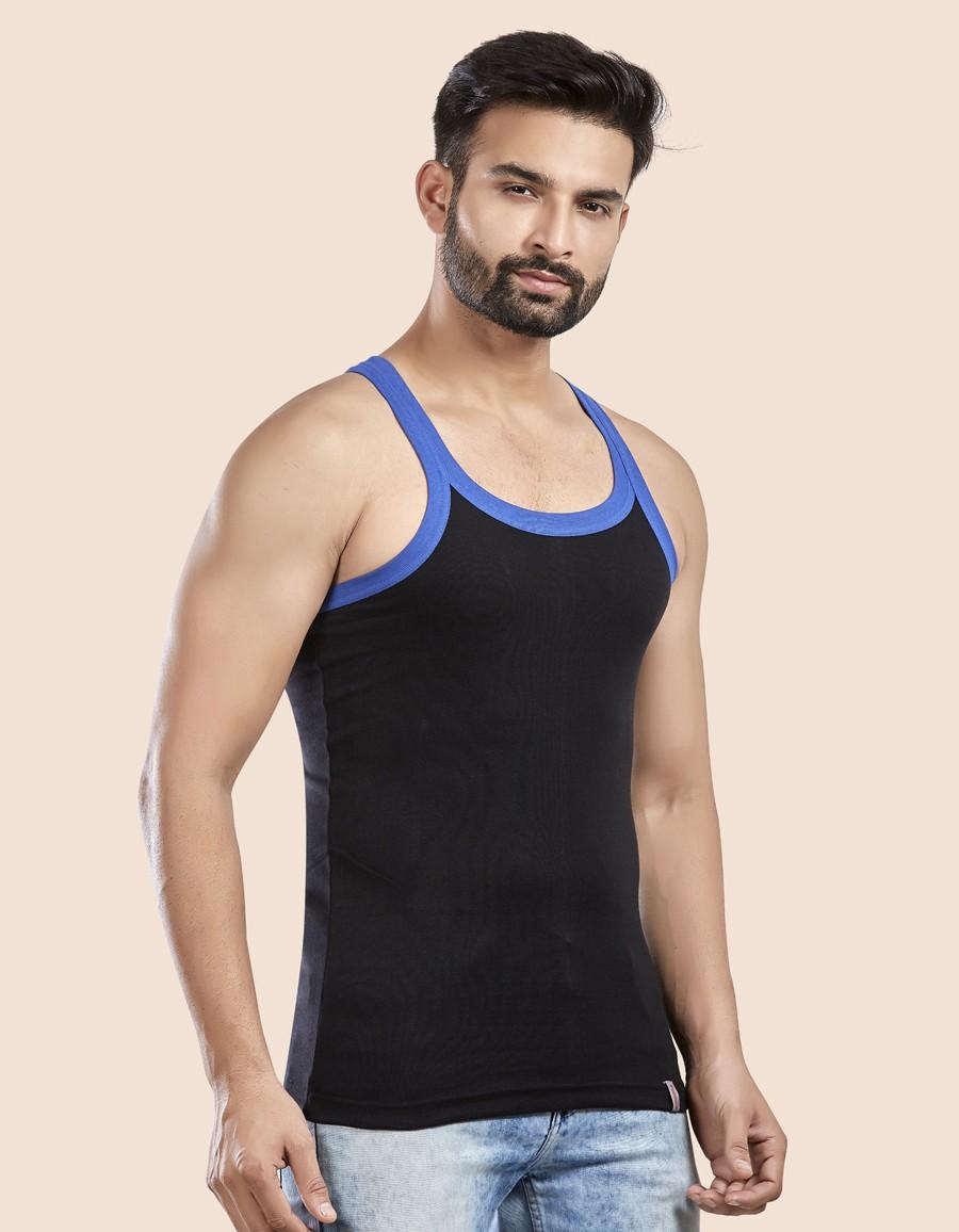 Elegant Gym Vest 9 (Pack of 3) - 02