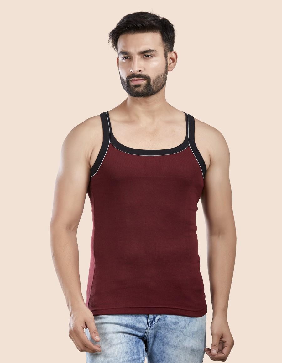 Elegant Gym Vest 11 (Pack of 3) - 01