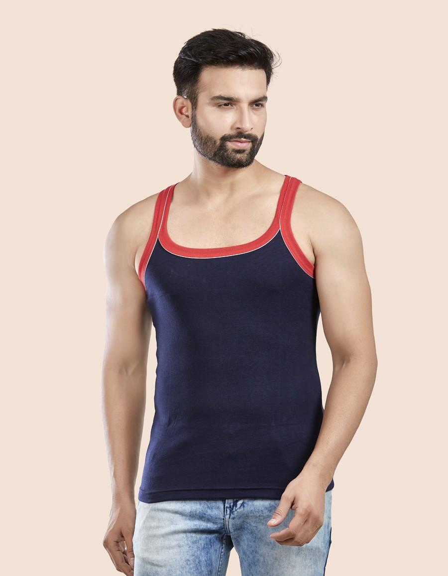 Elegant Gym Vest 11 (Pack of 3) - 02